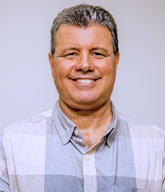 Cláudio Leitão - Secretário de Educação