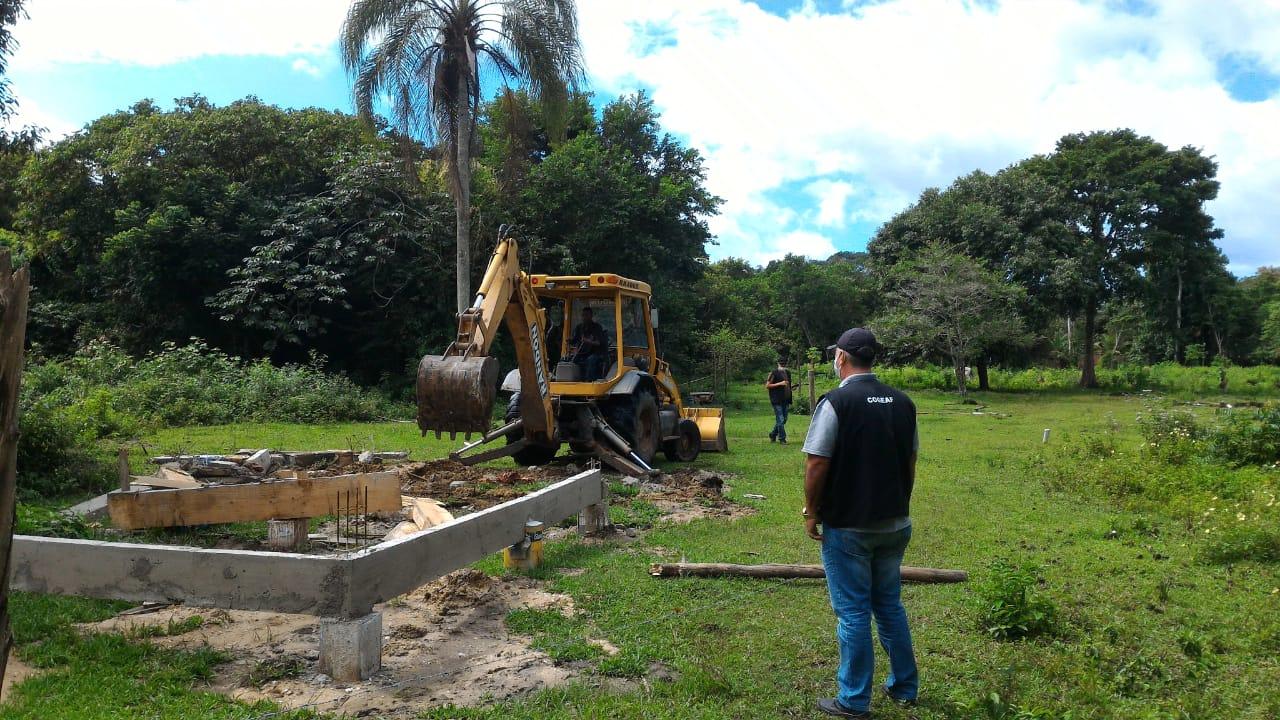 Coordenadoria de Assuntos Fundiários realiza operação em Tamoios -  Prefeitura Municipal de Cabo Frio